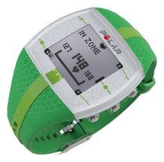 Polar FT4 Heart Rate Monitor, Green