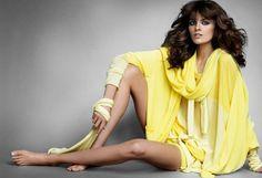 Melissa Stasiuk for Stefanel Spring Summer 2013 Campaign | FashionMention