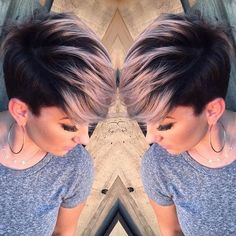 10 Easy, Women Short Hairstyles Inspiration: Pixie Hair Cuts - Love this Hair