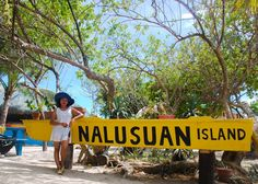Jehan's World: Postcards from Nalusuan Island