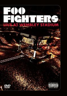 Live At Wembley Stadium DVD