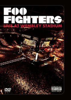 Live At Wembley Stadium DVD