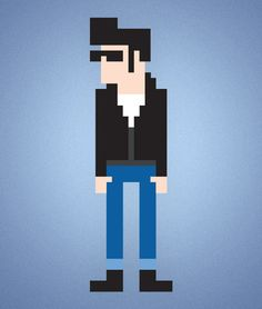 If you're a regular reader of my blog you'll know I love creating artwork in Illustrator using simple or basic shapes. This tutorial takes that idea to the extreme by using nothing by the rectangle tool to create a simple 8-bit style pixel character. Pixels are usually associated with Photoshop, but the great thing about …