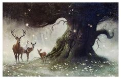 Magical / Magico - Art by Jean-Baptiste Monge