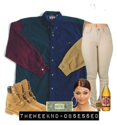 """.."" by theweeknd-obsessed ❤ liked on Polyvore featuring Timberland, Amrapali, Loren Stewart, Casio and Artelier by Cristina Ramella"