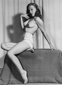 Marilyn Monroe posando para Earl Moran | Antonio Marín Segovia | Flickr