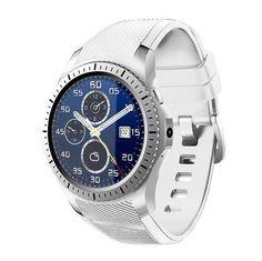 c32b50d9175 GW11 Bluetooth Smartwatch 1.3 inch Ultra Thin Screen Heart Rate Smart Watch  Phone Support Nano SIM