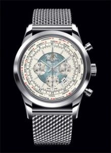 The new Breitling Transocean Unitime
