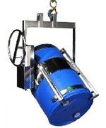 Custom Below-Hook Drum Carrier Models 55 Gallon Drum Handling