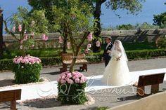 Romanticismo e magia di un matrimonio da sogno dal profumo di primavera. | Cira Lombardo Wedding Planner