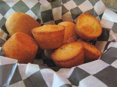 A quest for the ultimate Soul Food restaurant lands foodie Jason Perlow at Paschal's. Photo: Cornbread Muffins by jasonperlow, via Flickr