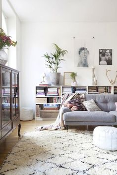 10 Clever Coffee Table Alternatives - Style Me Pretty Living