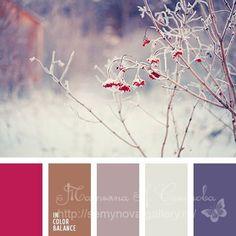 (55) Gallery.ru / Фото #29 - сочетание цвета оттенки сирени и фиолетового 2 - semynova