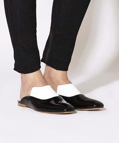 12 Flat Mules To Elevate Your Style #refinery29  http://www.refinery29.com/mules