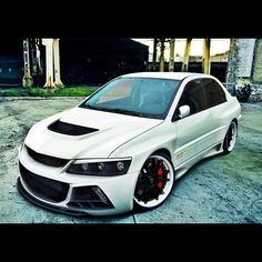 Mitsubishi Evo Check out #Rvinyl for the best #JDM #Accessories & Parts