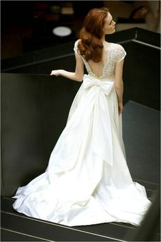 Chloe // Wedding Dress by Mira Zwillinger