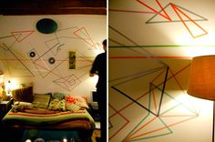 masking tape at home