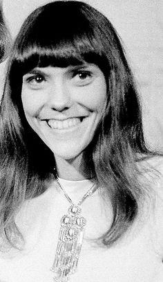 Karen Carpenter died at 33 of anorexia. R.I.P.