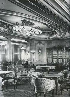 Class Library of RMS titanic Rms Titanic, Titanic Photos, Titanic Ship, Titanic Movie, Titanic Boat, Titanic Wreck, Titanic Sinking, Belfast, Costume Titanic