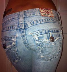 f2461d1ef True Religion Regular Low Distressed 25 in. Jeans for Women
