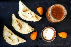 ¡Nuestros amigos de La cocina mexicana de Pily hicieron su propia interpretación de nuestra receta de Salsa de chile Habanero!