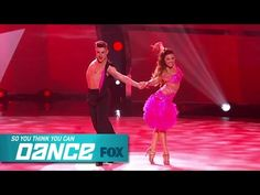 Rudy & All-Star Jenna: Top 10 Perform | SO YOU THINK YOU CAN DANCE | FOX BROADCASTING - YouTube