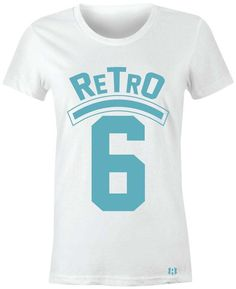 "/""PRETTY AMAZING/"" T-Shirt to Match Retro 6 /""Hyper Pink/"" GS"