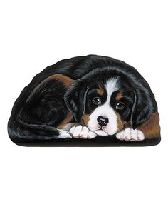 Fiddlers Elbow  Bernese Mountain Dog Paper Weight | zulily