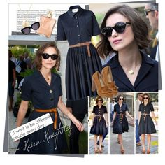 Keira Knightley Style, created by m-magdalena on Polyvore