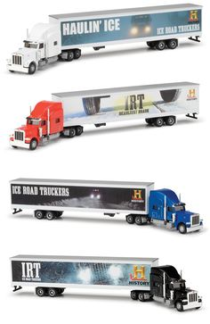 Michael ScarbroughAmazon Hot Wheels · History Channel s Ice Road Truckers -  SET OF 4 Trucks - NORSCOT - 58608-CASE. Model Cars KitsKit CarsWomen ... 4758251cf