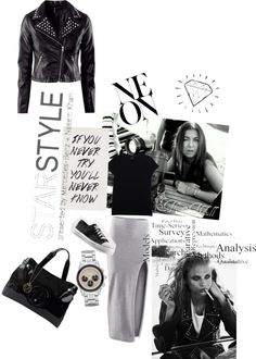 """""""star style"""" by afyabdullah ❤ liked on Polyvore"""