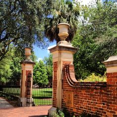 One of my favorite places on campus, the University of South Carolina Horseshoe!