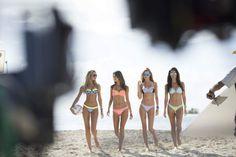 Victoria's Secret Swim : Behind the Scenes - La Trahison des Images