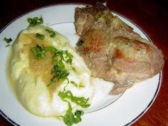 Krkovice: Nejlepší recepty - Frau.cz Baked Potato, Steak, Pork, Potatoes, Chicken, Baking, Ethnic Recipes, Woman, Kale Stir Fry