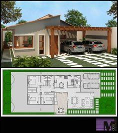 Dcore você | Plantas de Casas – 100 Modelos Grátis Para Você…