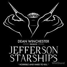 """Jefferson Starships"""