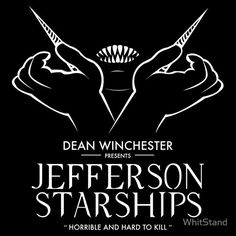 """Jefferson Starships"", just watched this ep tonight, and am still laughing at the reference...!"
