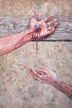 Washed in the Blood : Symbolic Christian
