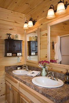 Honest Abe Log Homes   Photo Gallery