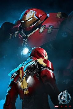 "Iron Man: Mark 43 & Hulkbuster A.K.A. ""Veronica"""