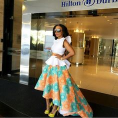 Check out This Ankara Skirt Styles .Check out This Ankara Skirt Styles African Attire, African Wear, African Women, African Dress, African Style, African Inspired Fashion, African Print Fashion, Fashion Prints, African Prints