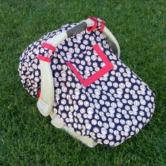 Fitted Infant Car Seat Canopy Cover - Single Layer. $39.00 via Etsy.  sc 1 st  Pinterest & Fitted Car Seat Canopy with Peek-a-Boo Window - Single Layer | Car ...