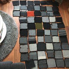 Contemporary, Rugs, Knitting, Home Decor, Farmhouse Rugs, Decoration Home, Tricot, Room Decor, Breien