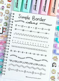 bullet journal ideas ~ bullet journal - bullet journal ideas - bullet journal layout - bullet journal inspiration - bullet journal doodles - bullet journal weekly spread - bullet journal how to start a - bullet journal ideas layout Bullet Journal School, Bullet Journal Writing, Bullet Journal Headers, Bullet Journal Banner, Bullet Journal Aesthetic, Bullet Journal Ideas Pages, Bullet Journal Inspiration, Bullet Journal Dividers, Bullet Journal Ideas How To Start A