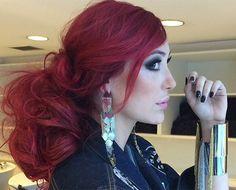 Inspire-se e aprenda dicas para arrasar com suas madeixas por aí →  #redeglobo #gshow #hair #beleza