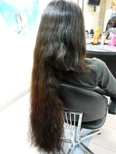 Long Wavy Hair, Very Long Hair, Long Hair Cuts, Punishment Haircut, Shave My Head, Cut My Hair, Hair 2018, Beautiful Long Hair, Hair