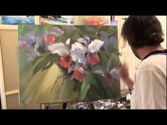 "FREE! Full video ""orchids"" painter Igor Sakharov"