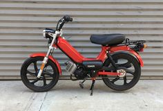 tomos bullet orthographic - Google Search