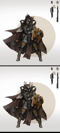 Cyberpunk, Star Wars Characters Pictures, Sci Fi Characters, Star Wars Concept Art, Star Wars Fan Art, Star Wars Rpg, Star Wars Jedi, Star Trek, Mandalorian Cosplay