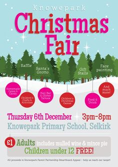 Christmas Fair poster ideas